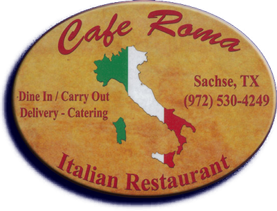 Cafe Roma of Sachse